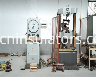 porcelain insulator machine